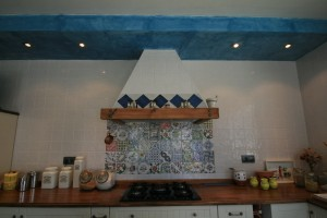 Cocina Rustica De Obra Good Cool Affordable Cool Diseo De Cocinas