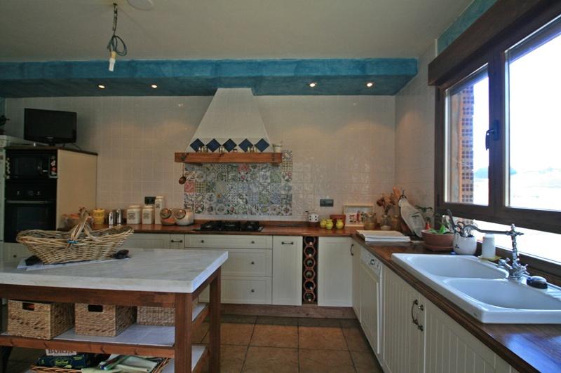 Insber for Cocinas rusticas de obra