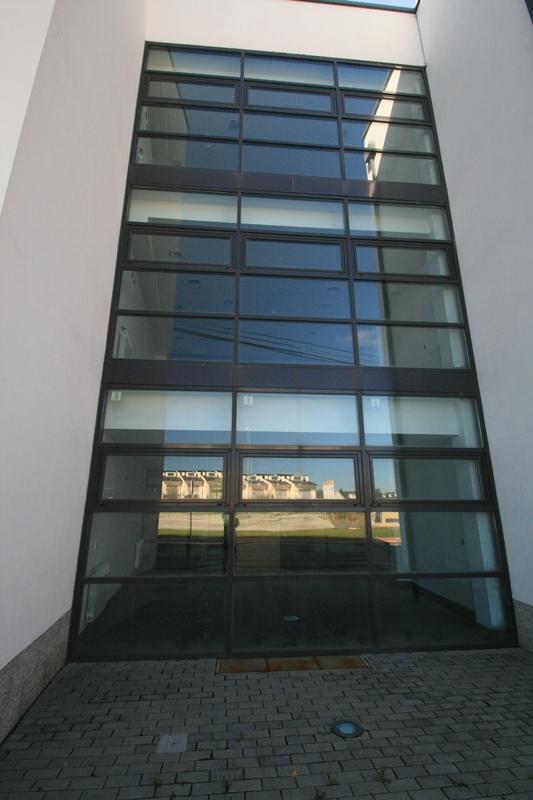 muro cortina cubillos