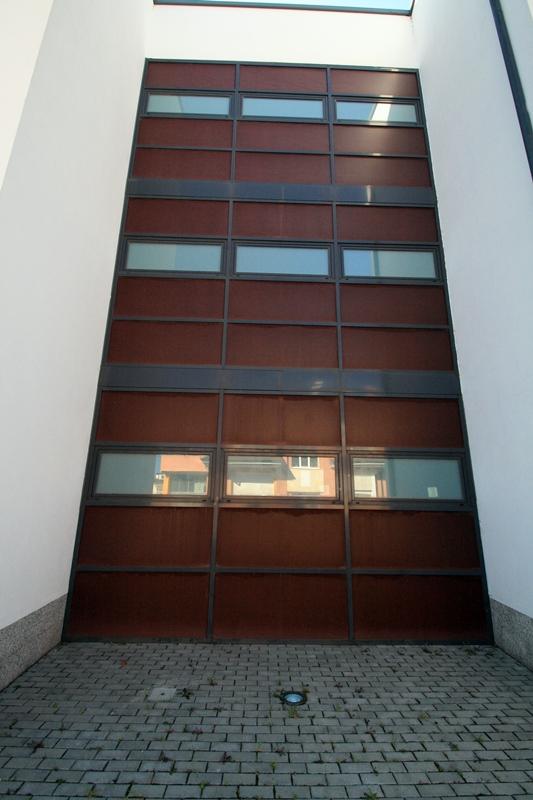 muro cortina madera cubillos